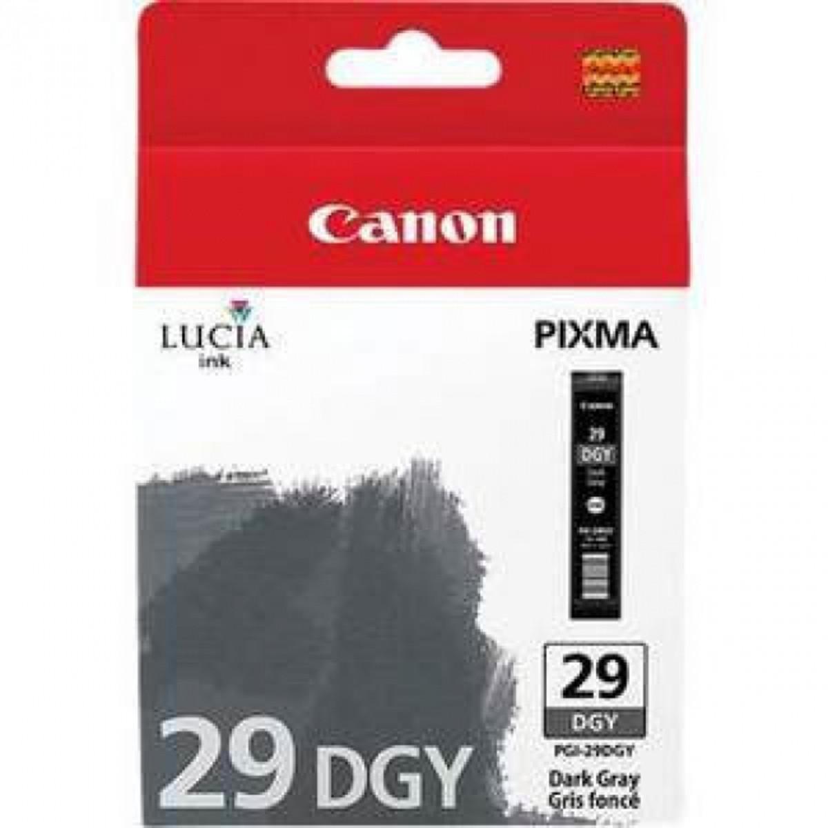 Canon PGI-29DGY Dark Grey Ink Cartridge