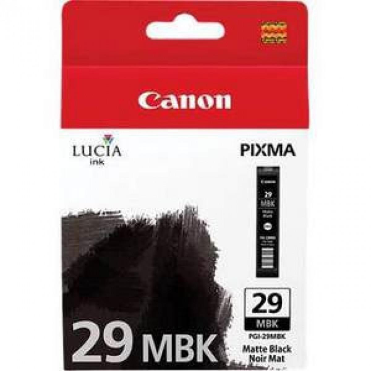 Canon PGI-29MBK Ink Cartridge