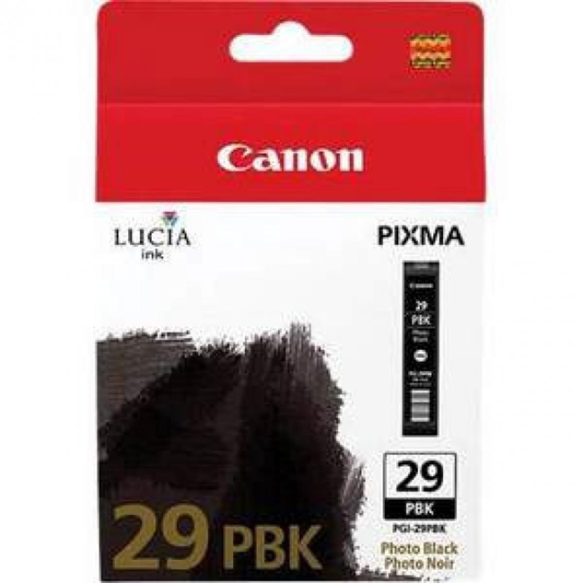 Canon PGI-29PBK Photo Black Ink Cartridge