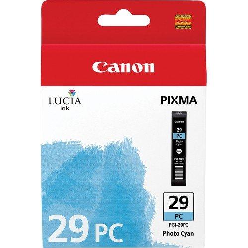 Canon PGI29 Photo Cyan Ink Cartridge (Original)