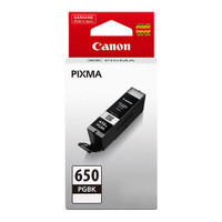 Canon PGI-650BK Black Ink Cartridge