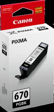 Canon PGI670BK Black Inkjet Cartridge