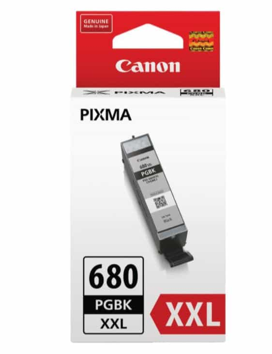 Canon PGI680XXL Black Ink Cartridge (Original)