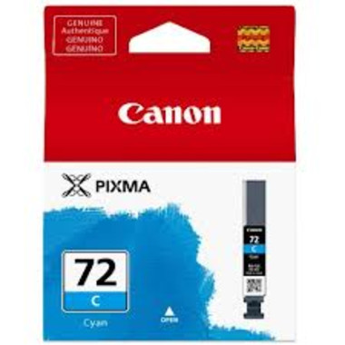 Canon PGI72 Cyan Ink Cartridge (Original)