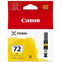 Canon PGI72 Yellow Ink Cartridge (Original)