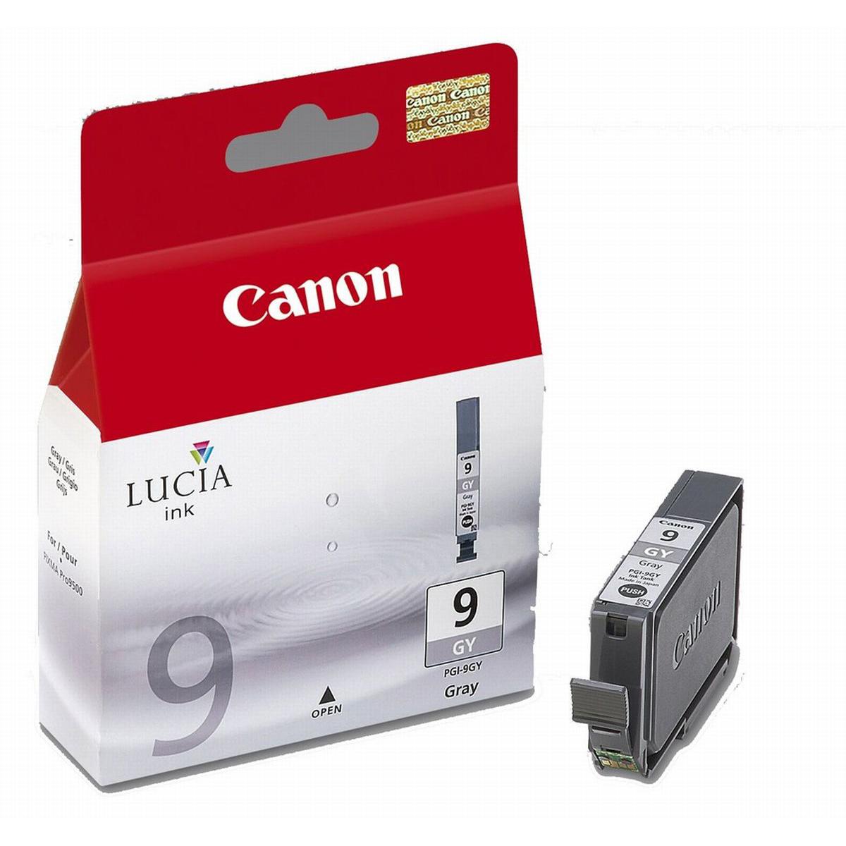 Canon PGI9GY Grey Ink Cartridge (Original)