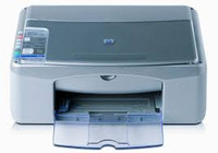 HP PSC 1110 Inkjet Printer