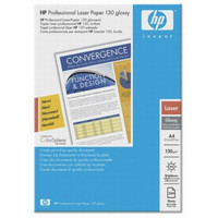 HP Professional Glossy Laser Paper (A4, 130gsm)