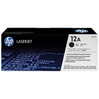 HP 12A (Q2612A) Toner Cartridge
