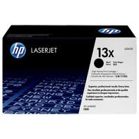 HP 13X (Q2613X) Black Toner Cartridge - High Yield