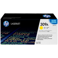 HP 309A (Q2672A) Yellow Toner Cartridge