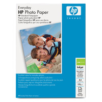 HP Everyday Glossy Photo Paper - 25 Sheets