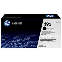 HP 49X (Q5949X) BlackToner Cartridge - High Yield