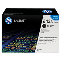 HP 643A (Q5950A) Black Toner Cartridge