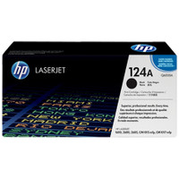 HP 124A (Q6000A) Black Toner Cartridge