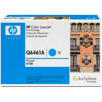 HP 644A (Q6461A) Cyan Toner Cartridge
