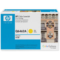 HP 644A (Q6462A) Yellow Toner Cartridge