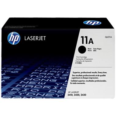 HP 11A (Q6511A) Black Toner Cartridge