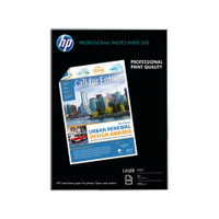 HP Laser Matt A4 Photo Paper,100 Sheets