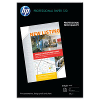 HP Professional Matt A3 Inkjet Paper - 100 sheets