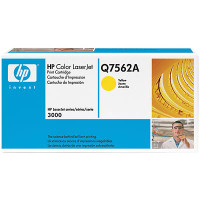 HP 314A (Q7562A) Yellow Toner Cartridge