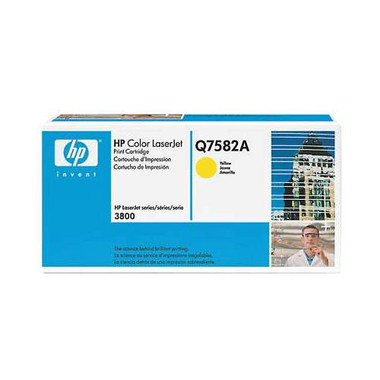 HP 503A Yellow Toner Cartridge (Original)