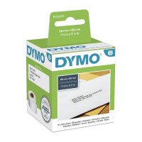 Dymo Labelwriter Standard Address White Paper Labels 28x89mm