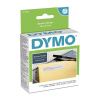 Dymo Labelwriter Return Address Labels 25x54mm