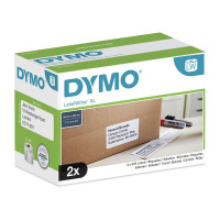 Dymo Labelwriter 4XL Small Shipping Labels (59x102mm)
