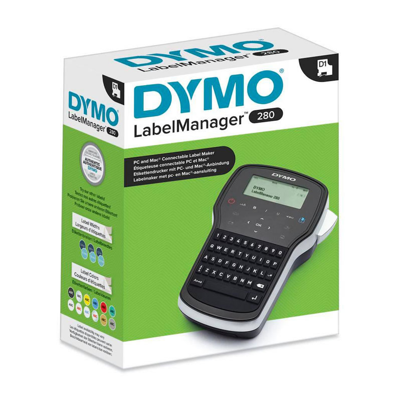 Dymo LabelManager 280P Portable Label Maker