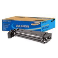 Samsung SCX-6320D8 Black Toner Cartridge