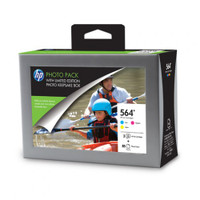 HP 564 (SD741A) Holiday Photo Value Pack