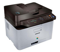 Samsung Xpress SL-C460FW Laser Printer