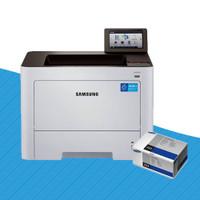 Samsung ProXpress SL-M4020NX Mono Laser Printer + MLT-D203E Black Toner Cartridge