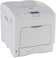 Lanier SP C411dn Copier Printer
