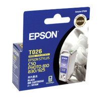 Epson T026091 Black Ink Cartridge