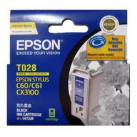 Epson T028091 Black Ink Cartridge