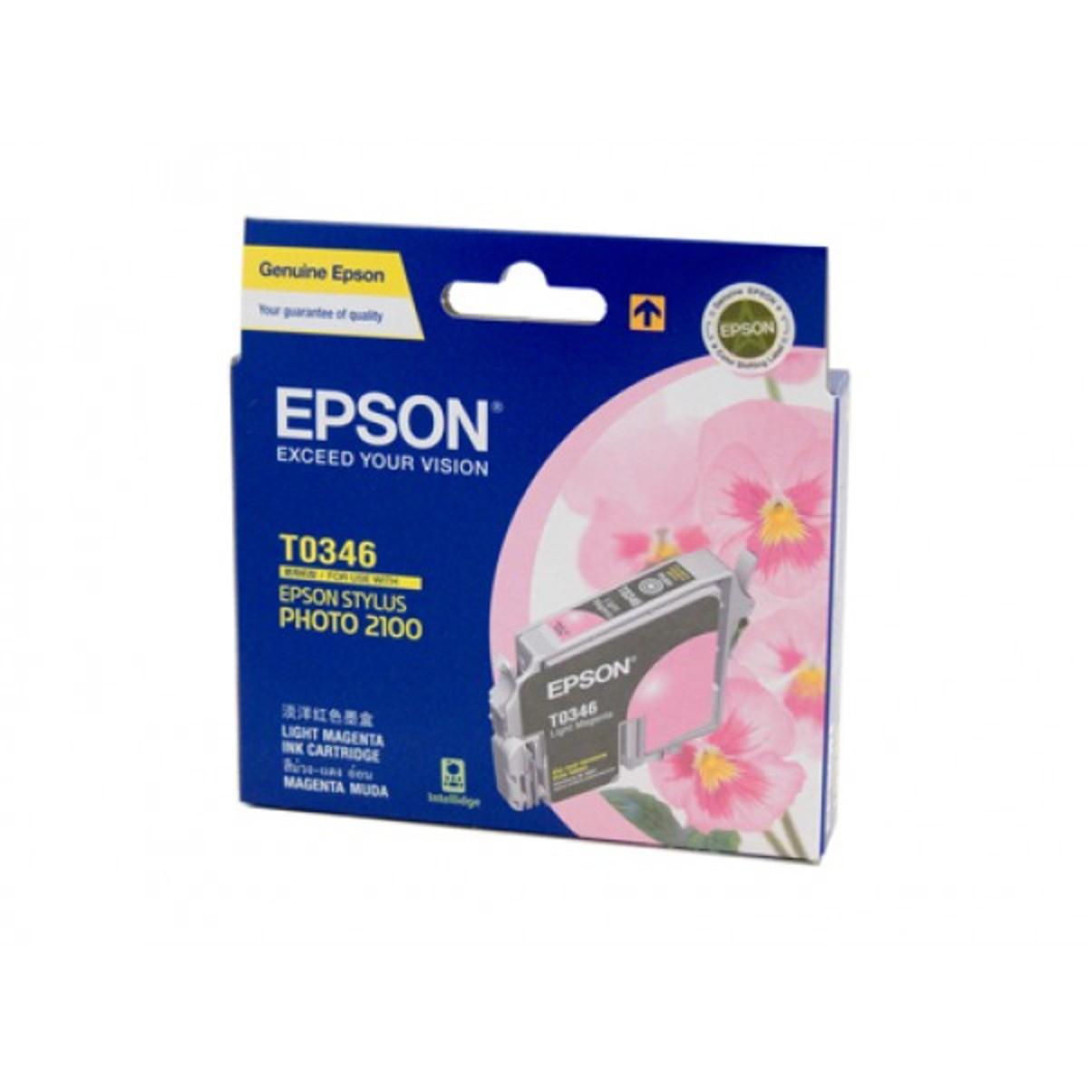 Epson T034690 Light Magenta Ink Cartridge