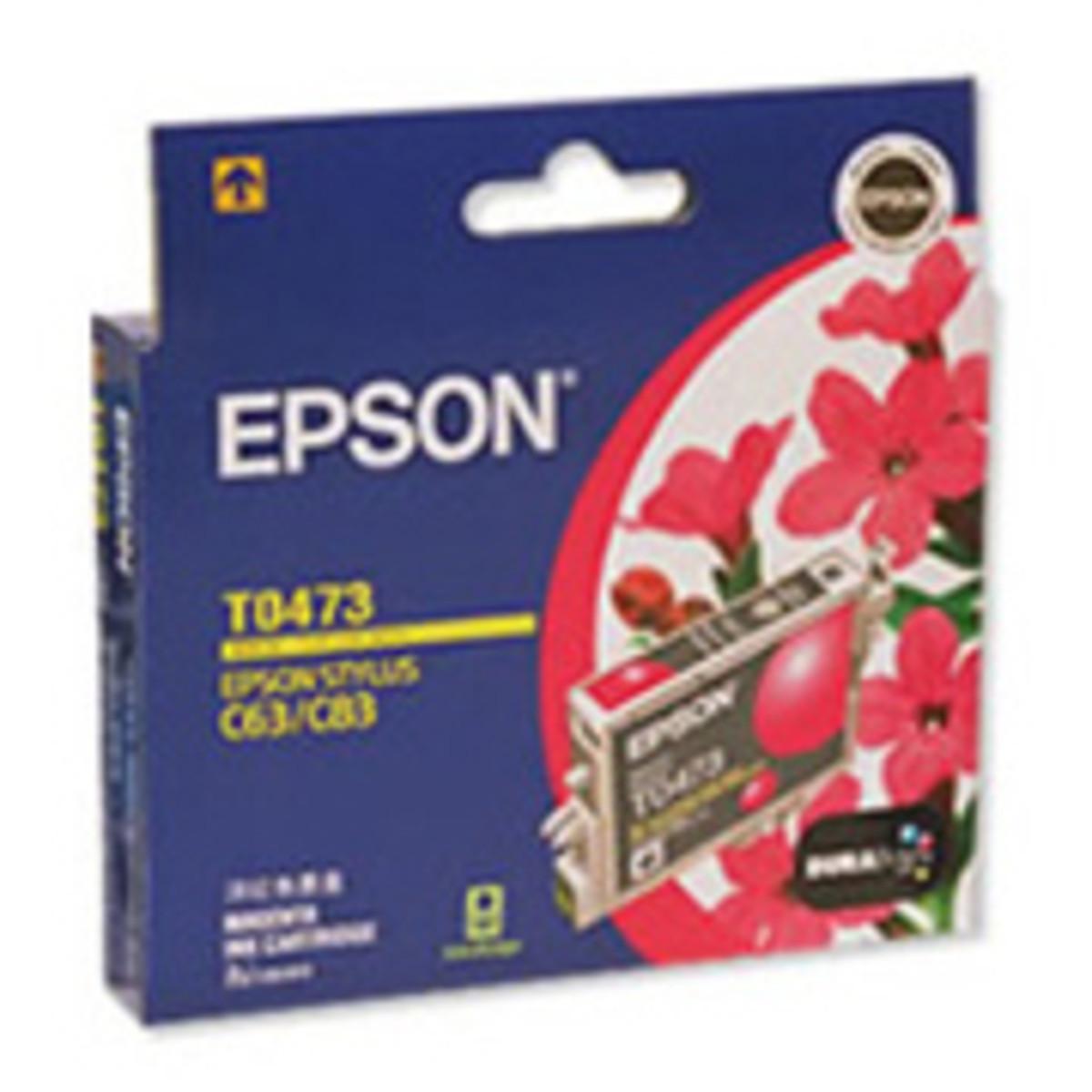 Epson T047390 Magenta Ink Cartridge