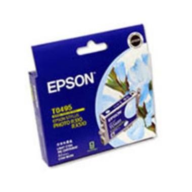 Epson T0495 Light Cyan Ink Cartridge