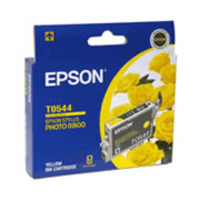 Epson T054490 Yellow Ink Cartridge
