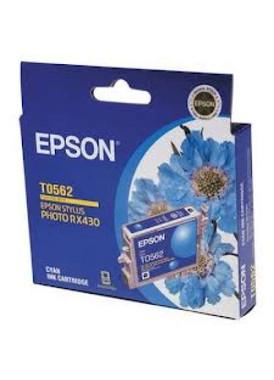 Epson T0562 Cyan Ink Cartridge