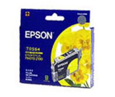 Epson T0564 Yellow Ink Cartridge (Original)