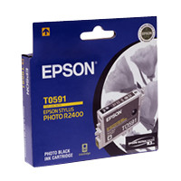 Epson T0591 Black Ink Cartridge