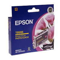 Epson T0593 Magenta Ink Cartridge
