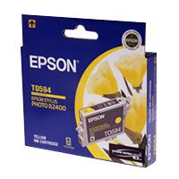 Epson T0594 Yellow Ink Cartridge (Original)