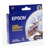 Epson T0595 Light Cyan Ink Cartridge