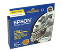 Epson T0621 Black Ink Cartridge - High Yield
