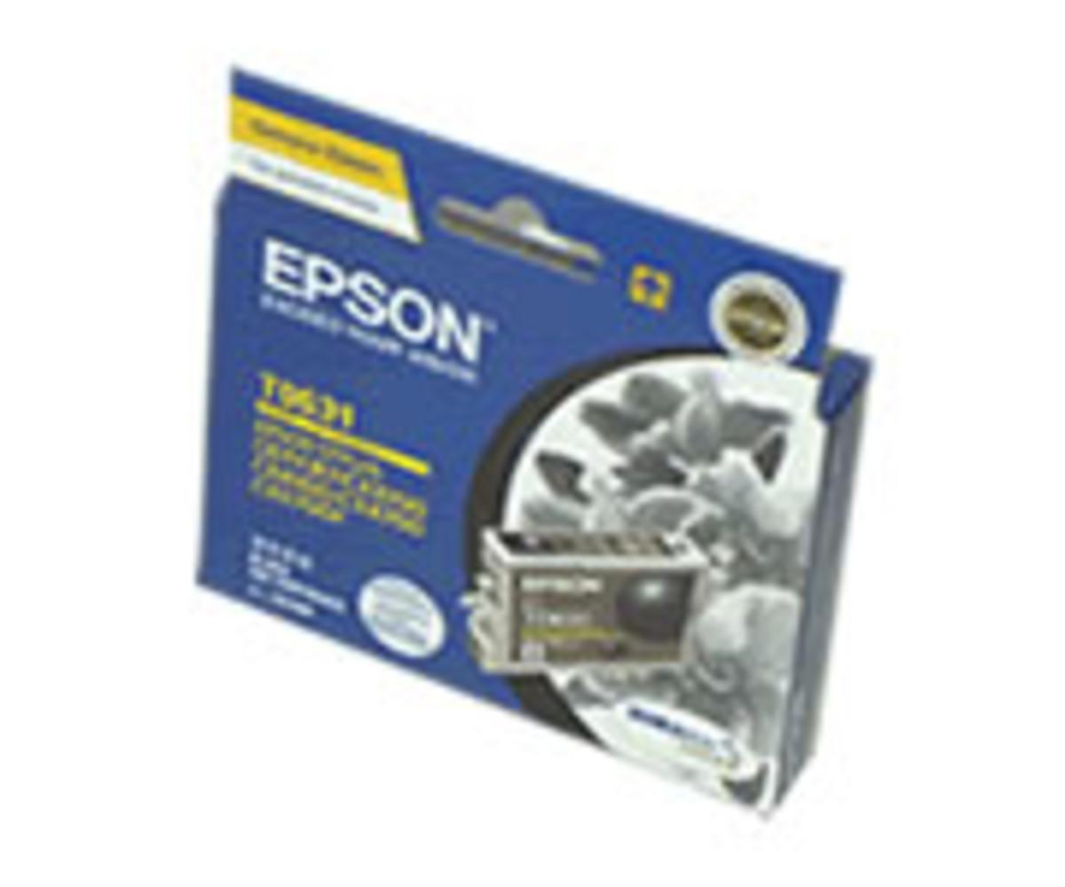 Epson T0631 Black Ink Cartridge