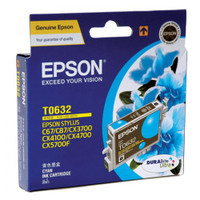 Epson T0632 Cyan Ink Cartridge (Original)
